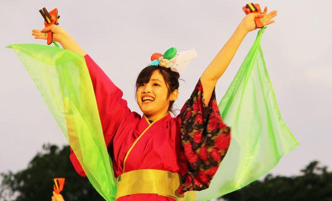 第25回YOSAKOIソーラン祭り1