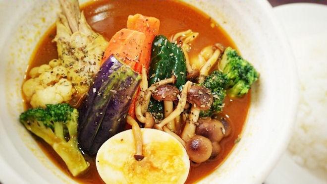 札幌スープカレー店|ネット検索ボリュームランキングトップ10