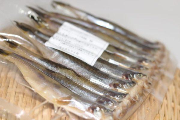 北海道産 シシャモ