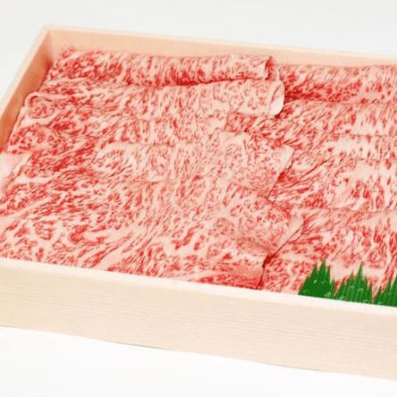 ふらの和牛A4すき焼き500g
