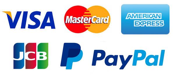 支払カード&ペイパル