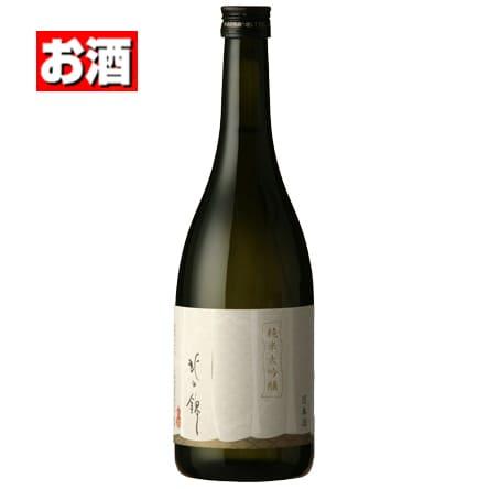 北の錦 純米大吟醸 暖簾ラベル(720ml・化粧箱付)
