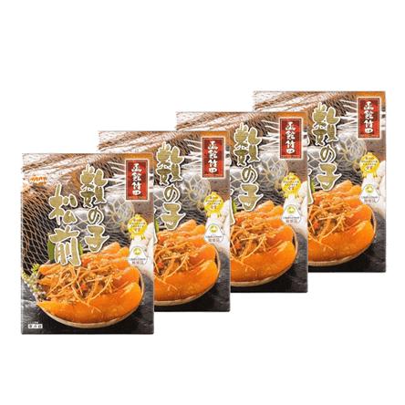 函館 竹田食品 数の子松前の商品パッケージ画像